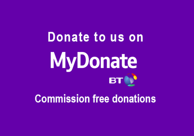 Donate via MyDonate- Commission Free